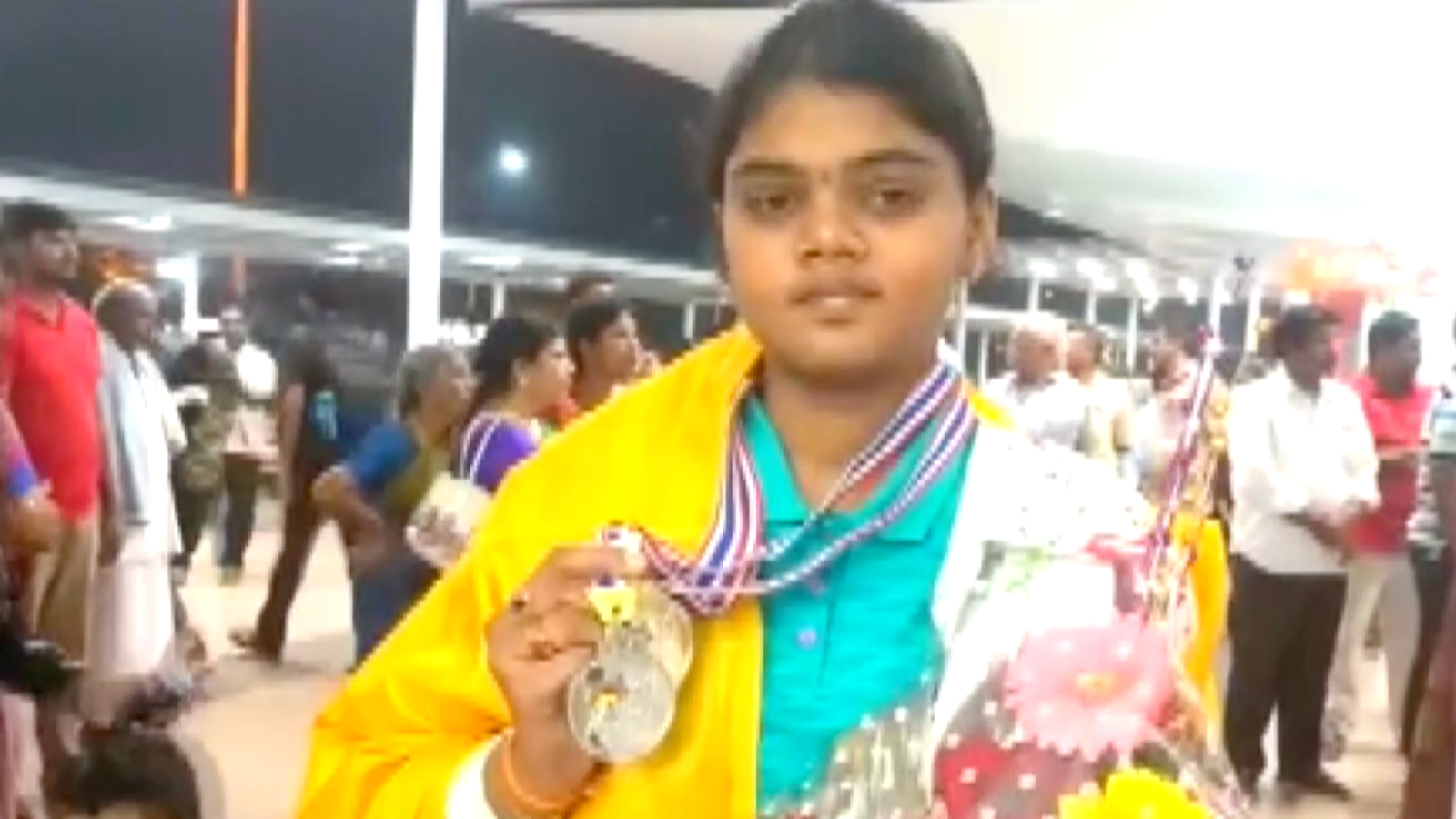 asian-archery-championships-jyothi-vennam-returns-to-india-after-winning-gold
