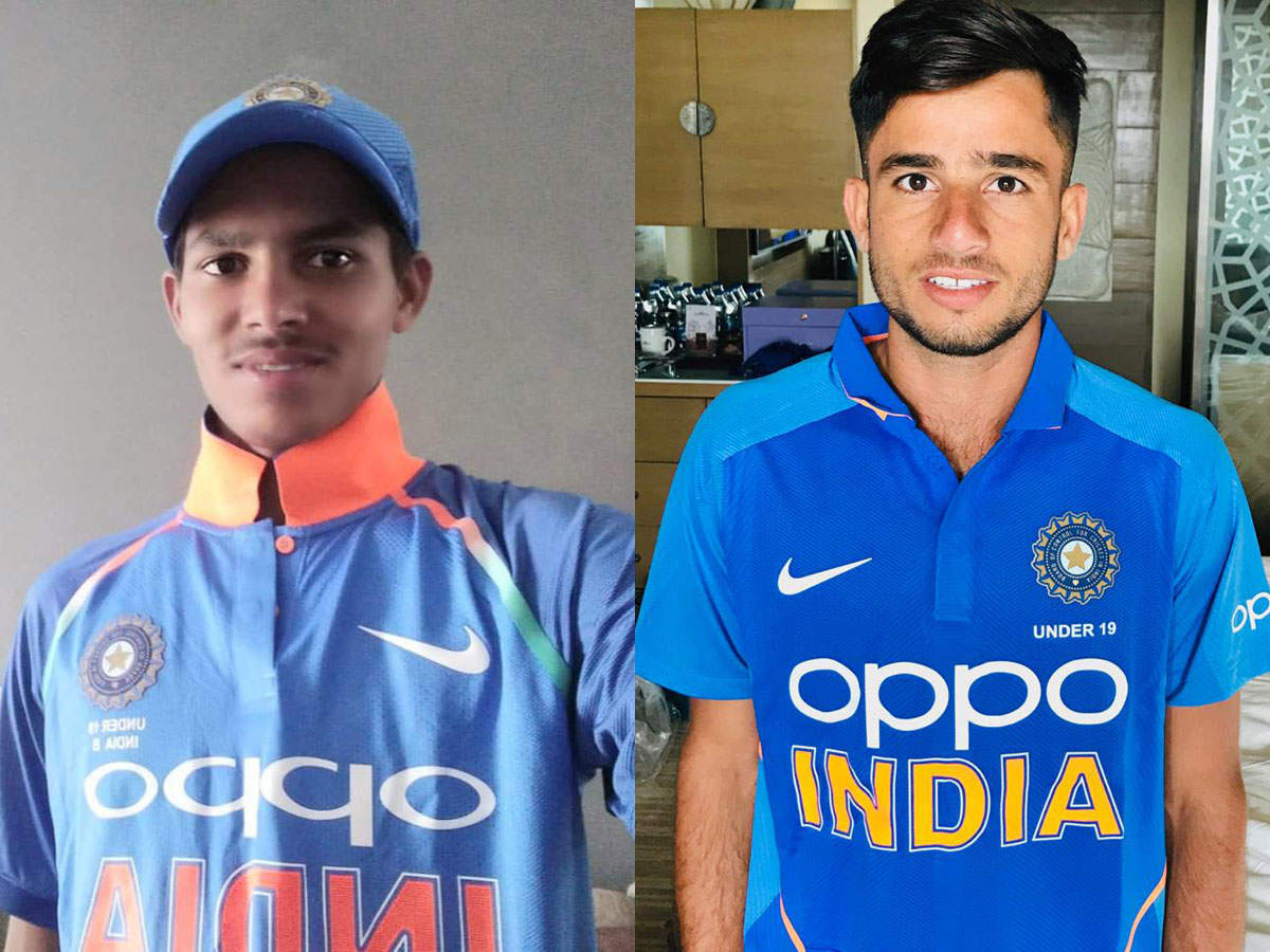 Rajasthan Boys Akash Ravi Named In U 19 World Cup Squad Cricket News Times Of India