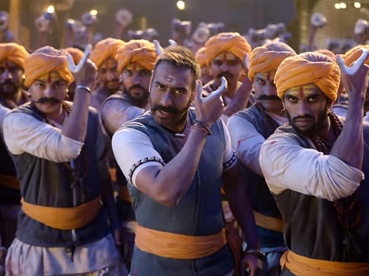 'shankara Re Shankara': Ajay Devgn And Saif Ali Khan Indulge In An Intense Face-off Before Their Final Battle | Hindi Movie News