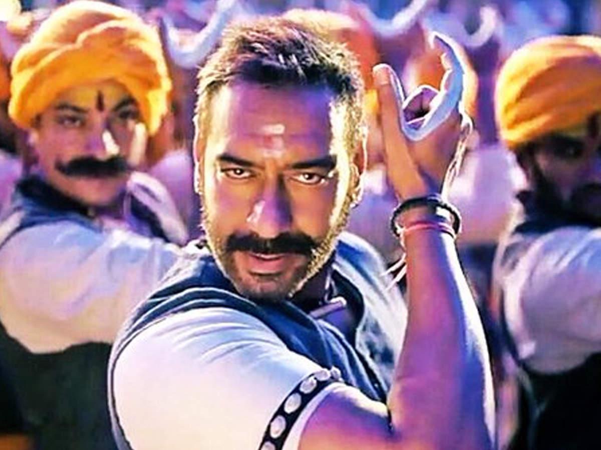 Ajay Devgn And Saif Ali Khan's 'tanhaji: The Unsung Warrior' First  'shankara Re Shankara'; Fans Hail The Track As 'fresh And Enthralling'   Hindi Movie News