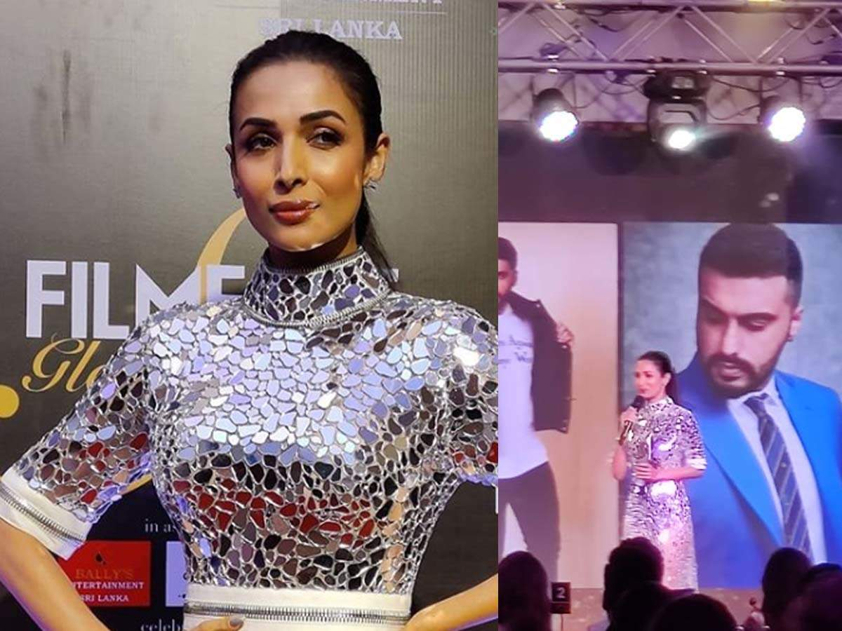 Malaika Arora Calls Her Beau Arjun Kapoor A Bigger Diva Than Her At The 6th Edition Of Filmfare Glamour & Style Awards | Hindi Movie News