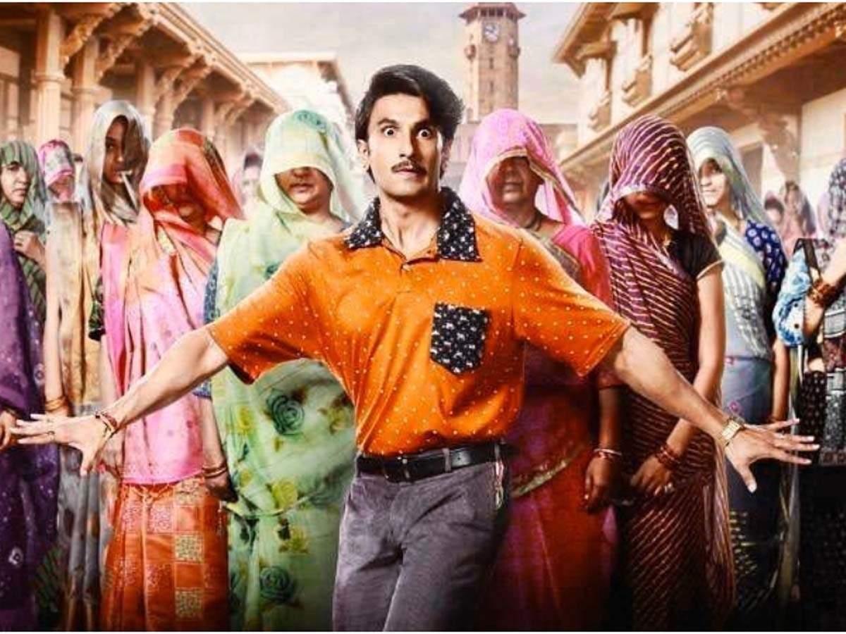 'jayeshbhai Jordaar' First Look Out: After 'ram-leela', Ranveer Singh Set To Woo Gujju Audience Again   Hindi Movie News