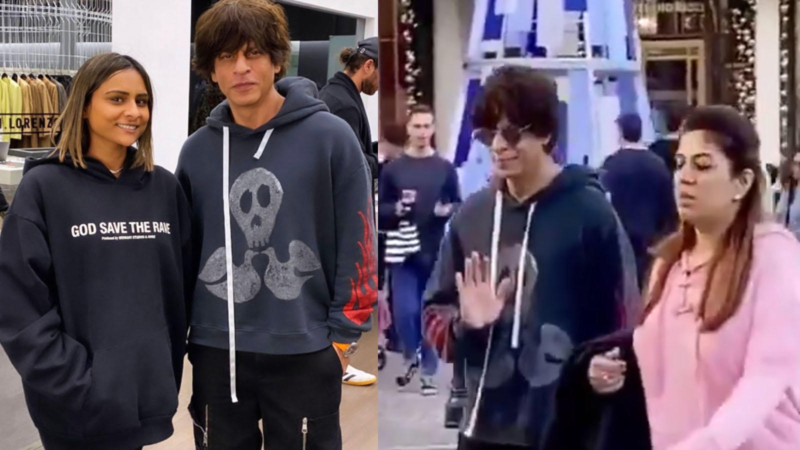 shah-rukh-khan-gets-captured-taking-a-leisure-stroll-on-busy-streets-of-los-angeles-his-pic-with-fan-girl-also-goes-viral