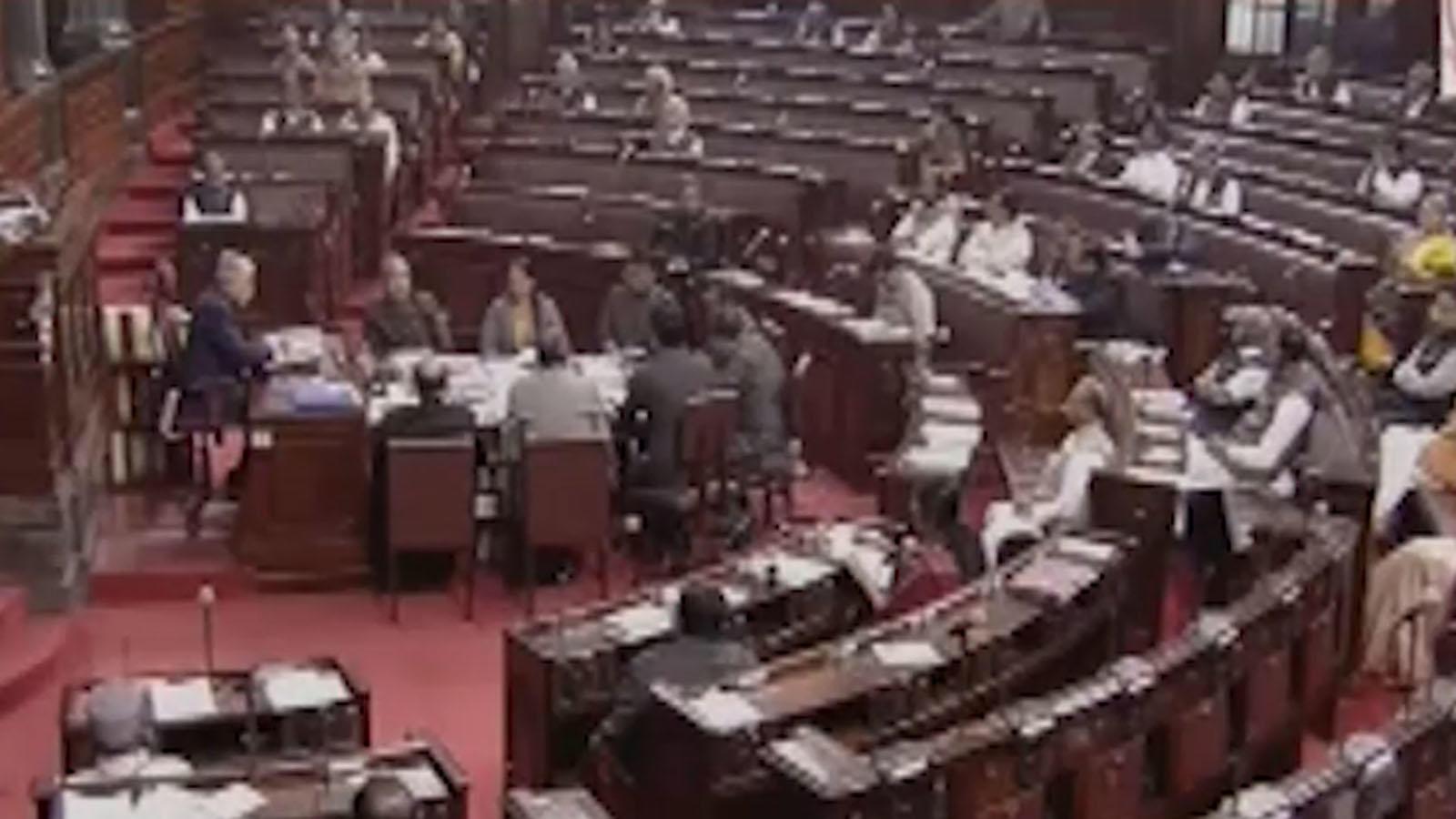 mps-fail-to-attend-debate-on-rape-in-rajya-sabha