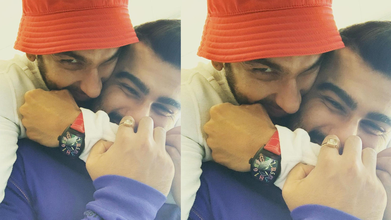 ranveer-singh-shares-the-happiest-selfie-with-bff-arjun-kapoor