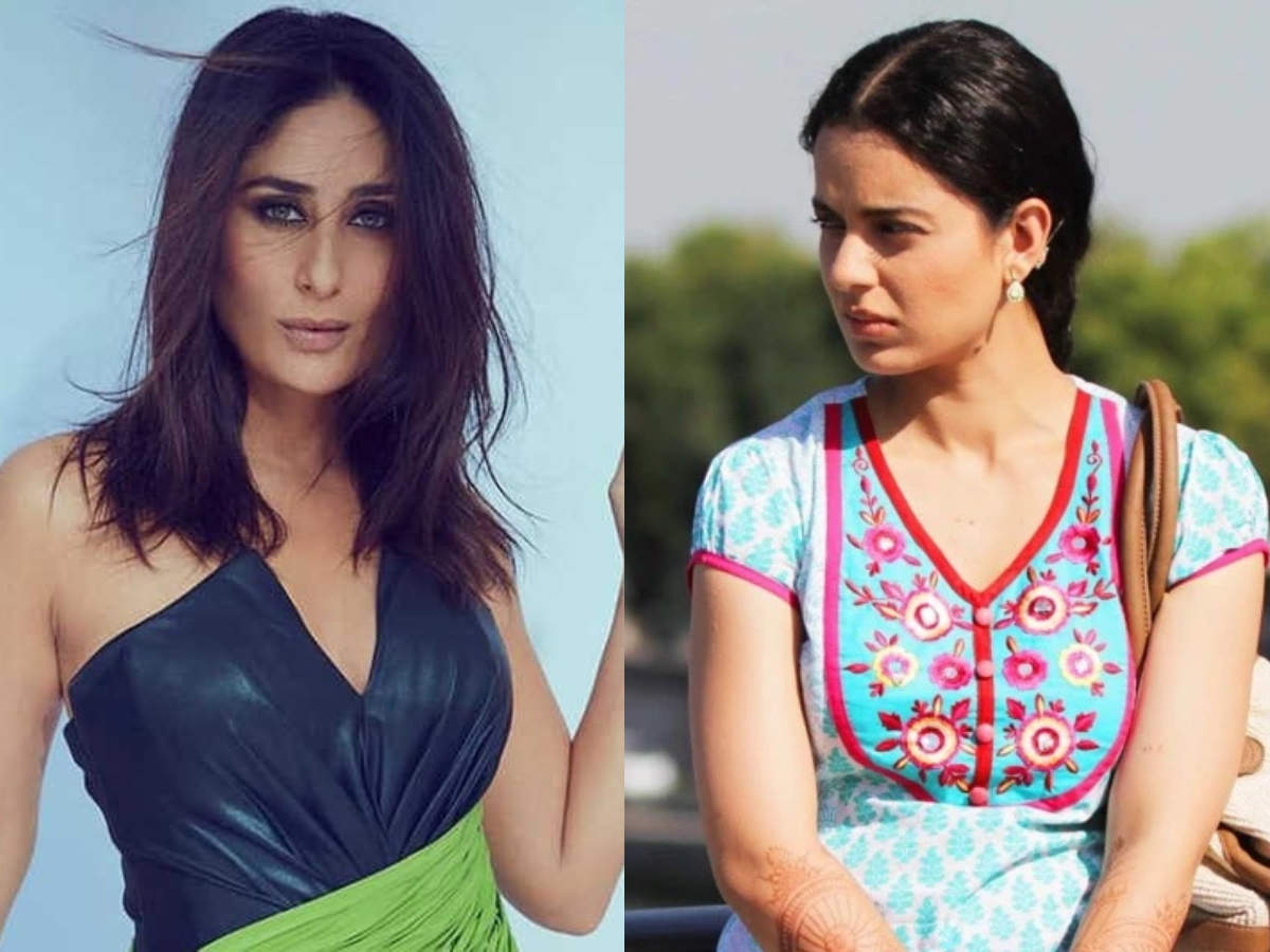 Kareena Kapoor was the first choice for 'Queen'