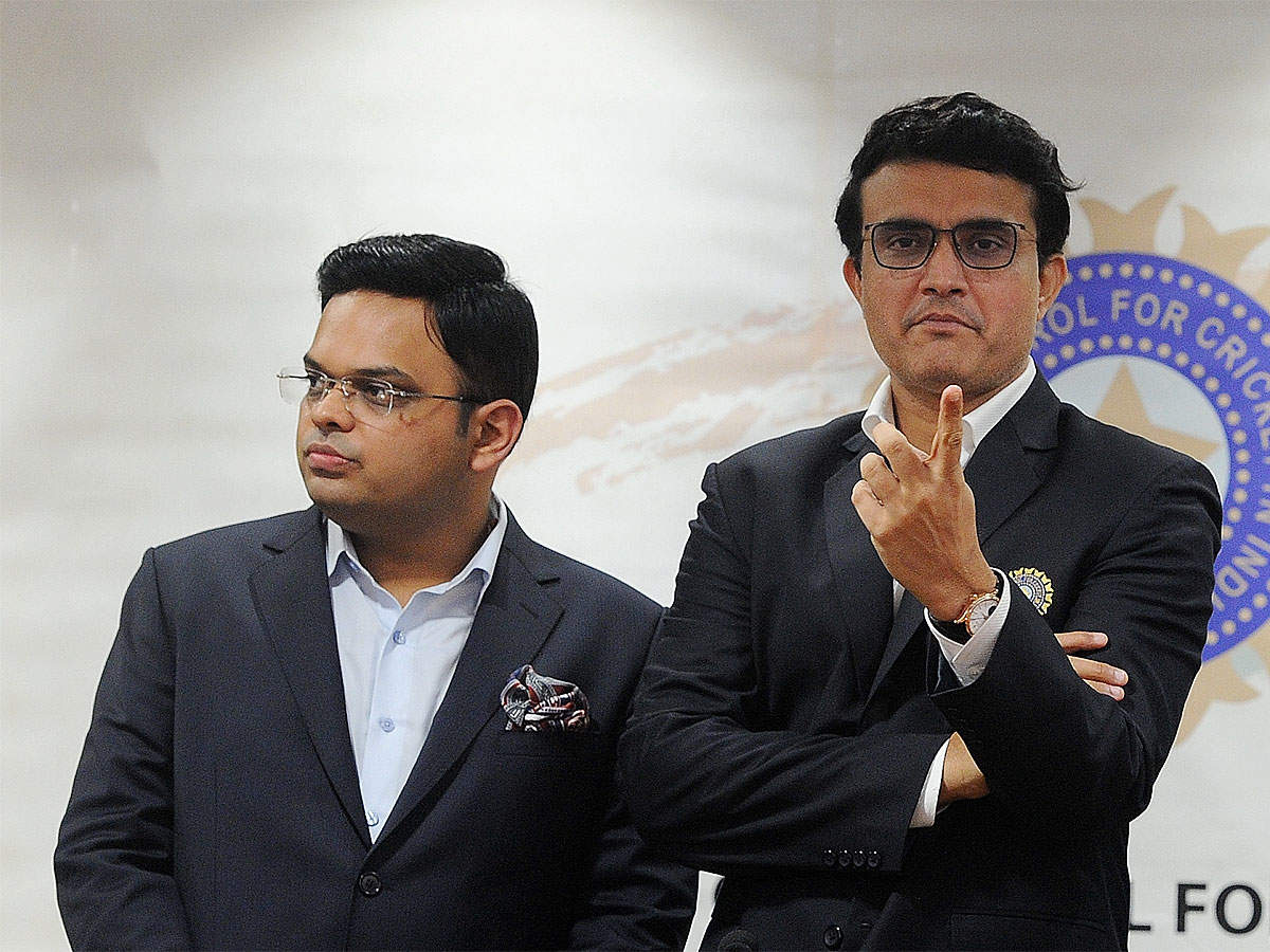 Sourav Ganguly, Jay Shah head to UK, to meet ECB officials this week |  Cricket News - Times of India