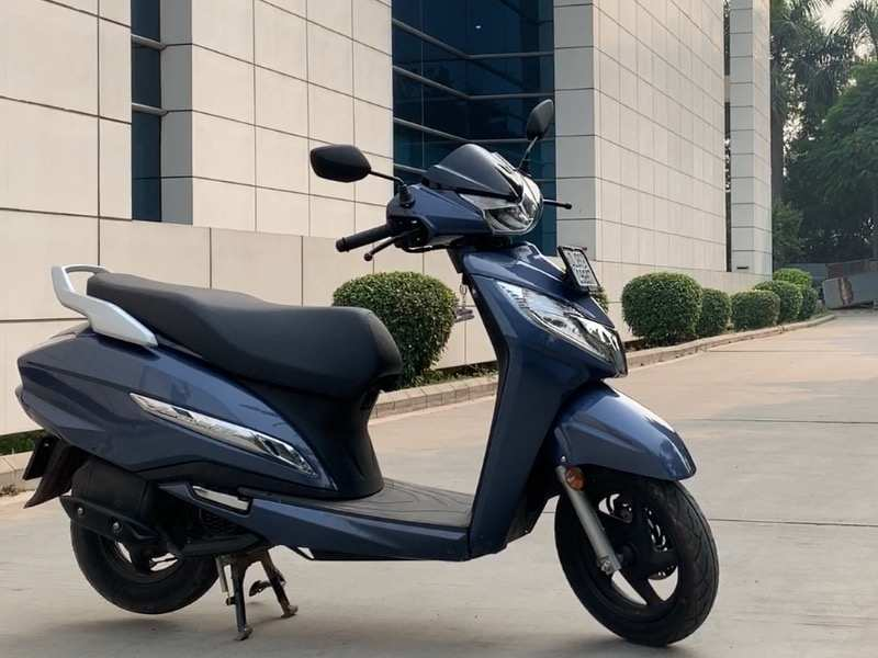 Honda Activa Bs Vi Review Honda Activa 125 Bs Vi Review Honda Shows The Way Brings In Cleaner And Better Upgrade Times Of India