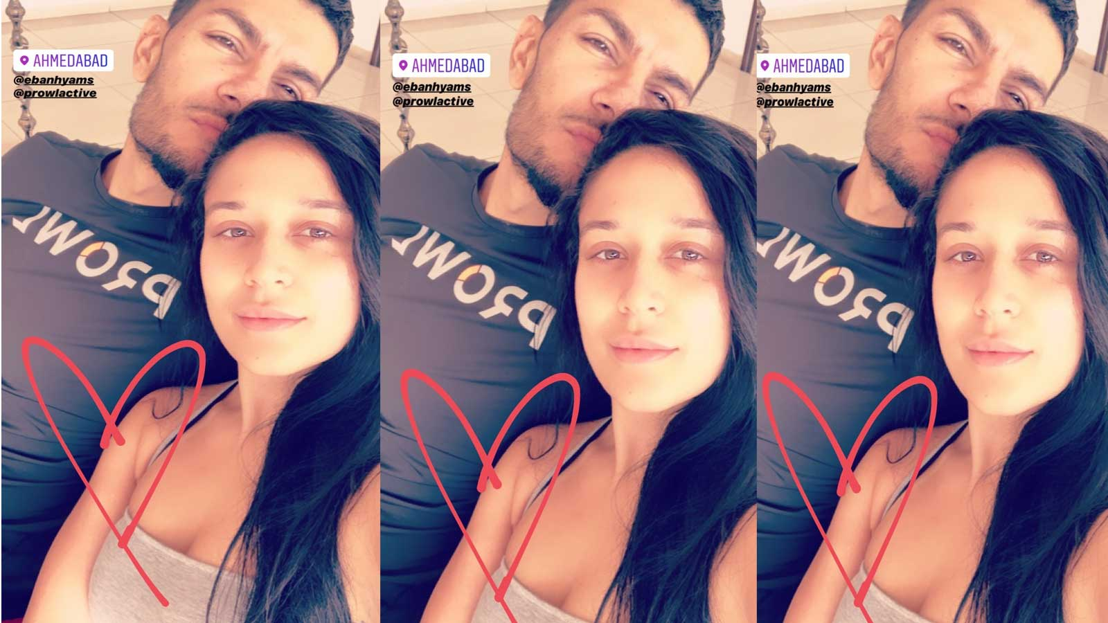 krishna-shroff-is-all-hearts-for-beau-eban-hyams-in-this-beautiful-selfie