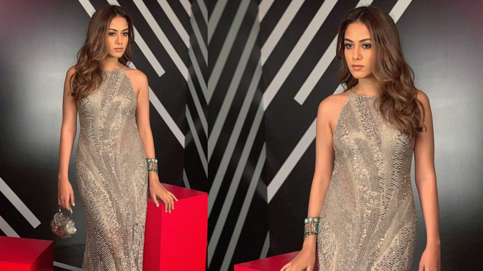 mira-rajput-looks-like-a-true-diva-in-this-glitzy-glam-outfit