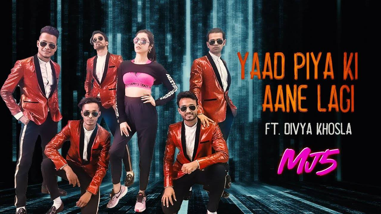 Latest Hindi Song Yaad Piya Ki Aane Lagi Sung By Neha Kakkar Featuring Divya Khosla Kumar Hindi Video Songs Times Of India