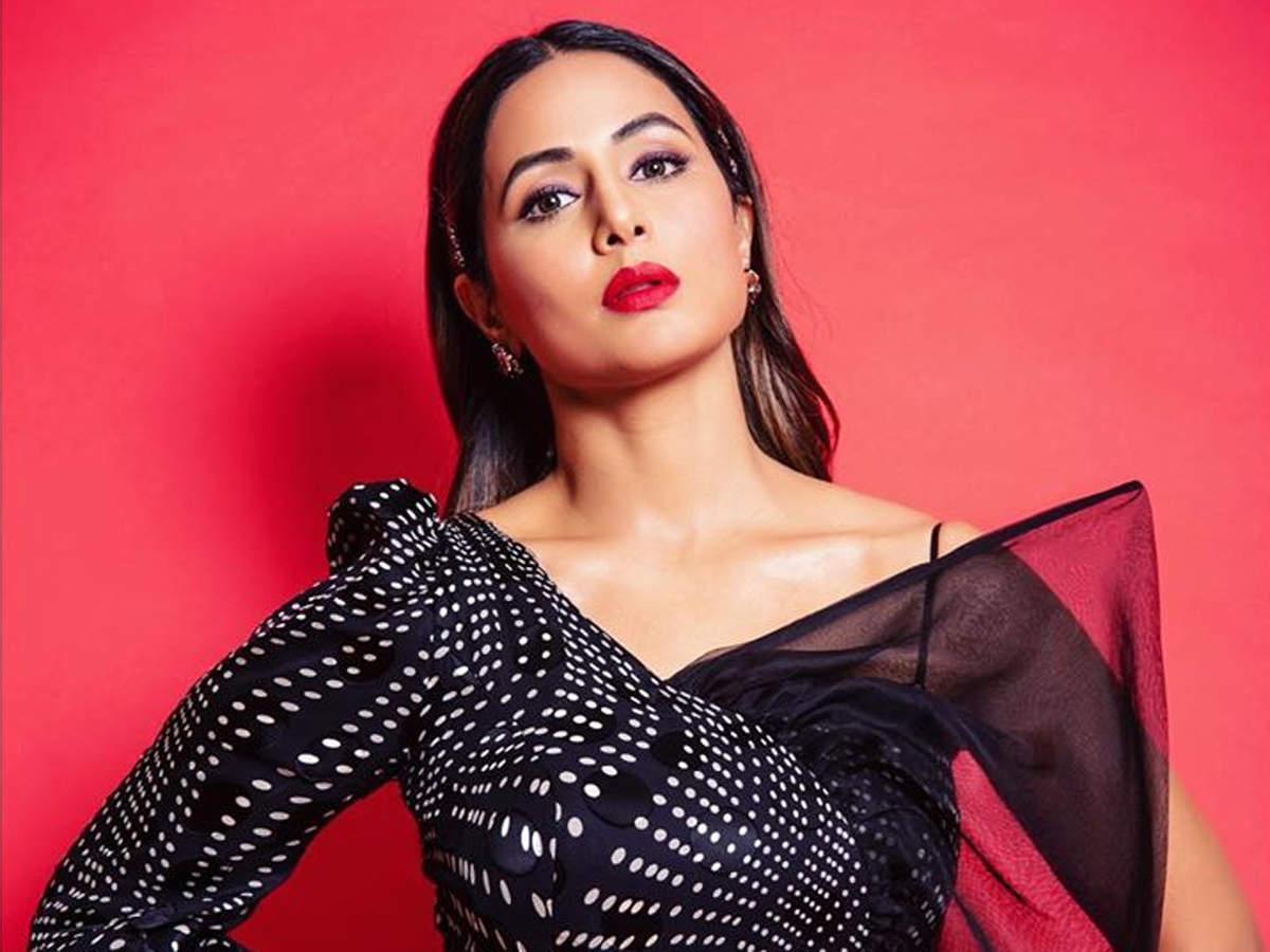 Hina Khan Becomes The Third Sexiest Asian Woman Of 2019 Beats Katrina Kaif Times Of India