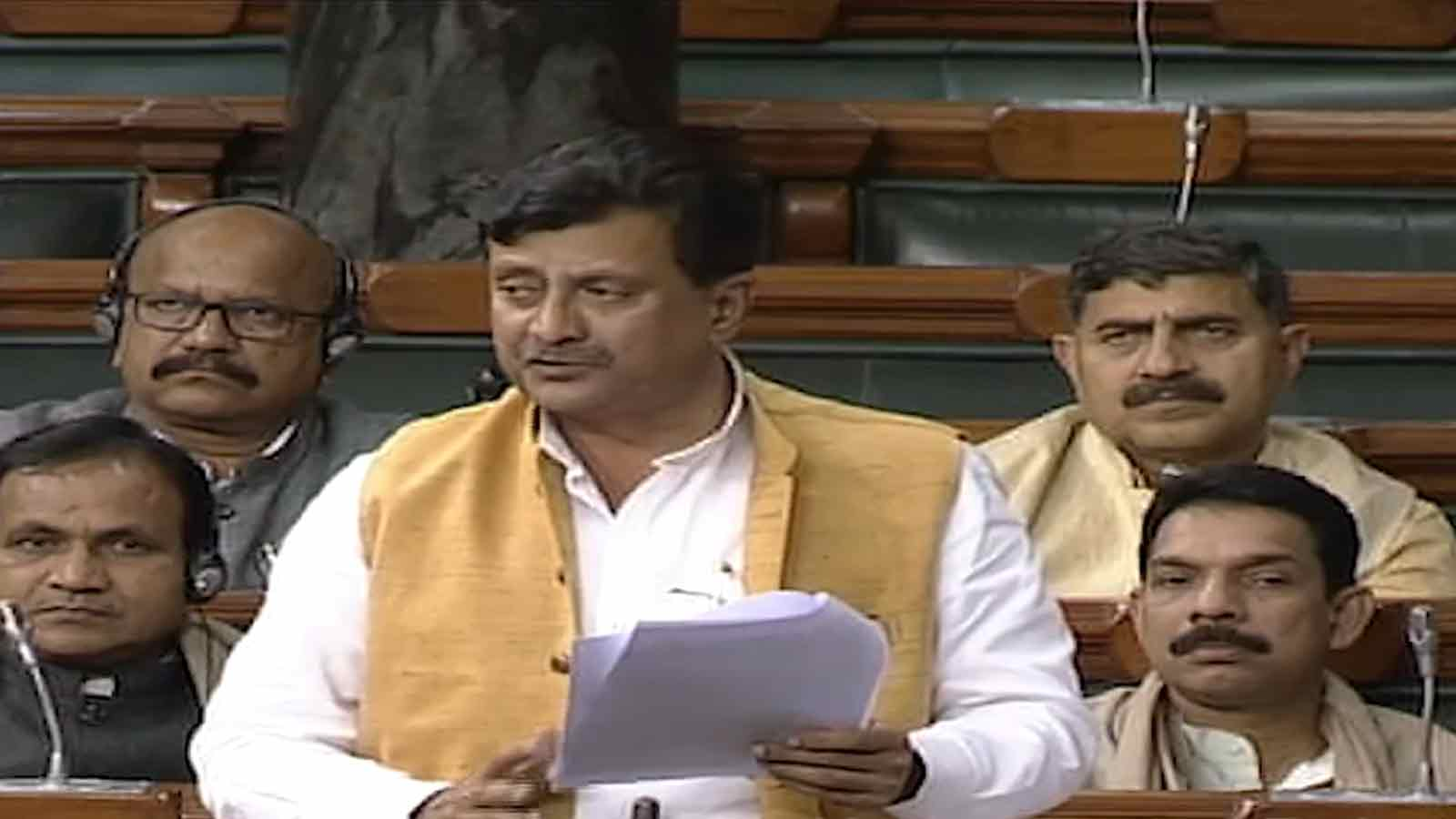 sanskrit-keeps-diabetes-cholesterol-in-check-bjp-mp-in-parliament