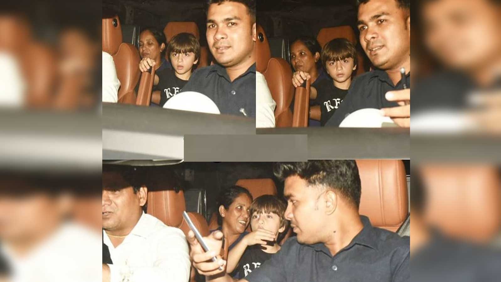 this-video-of-shah-rukh-khans-little-son-abram-asking-paparazzi-to-clear-way-for-his-car-is-just-adorable