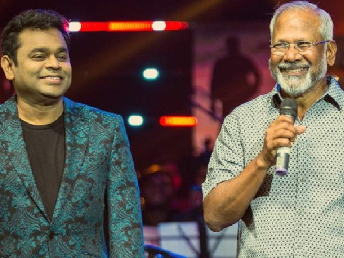 Mani Ratnam S Ponniyin Selvan Full Cast And Crew Revealed Tamil Movie News Times Of India