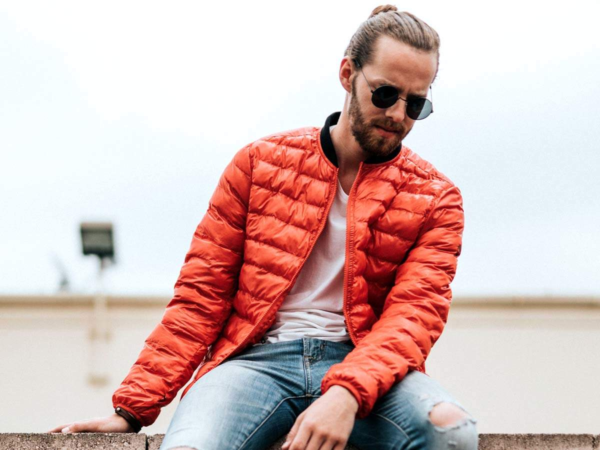 Puffer jackets for men: Must-have