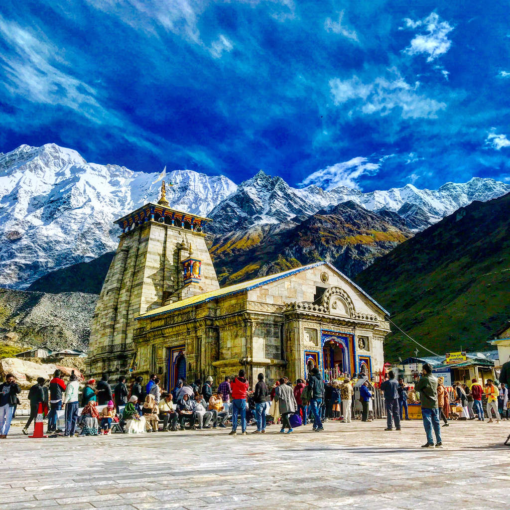 Massage centres to be introduced for Kedarnath pilgrims from next season