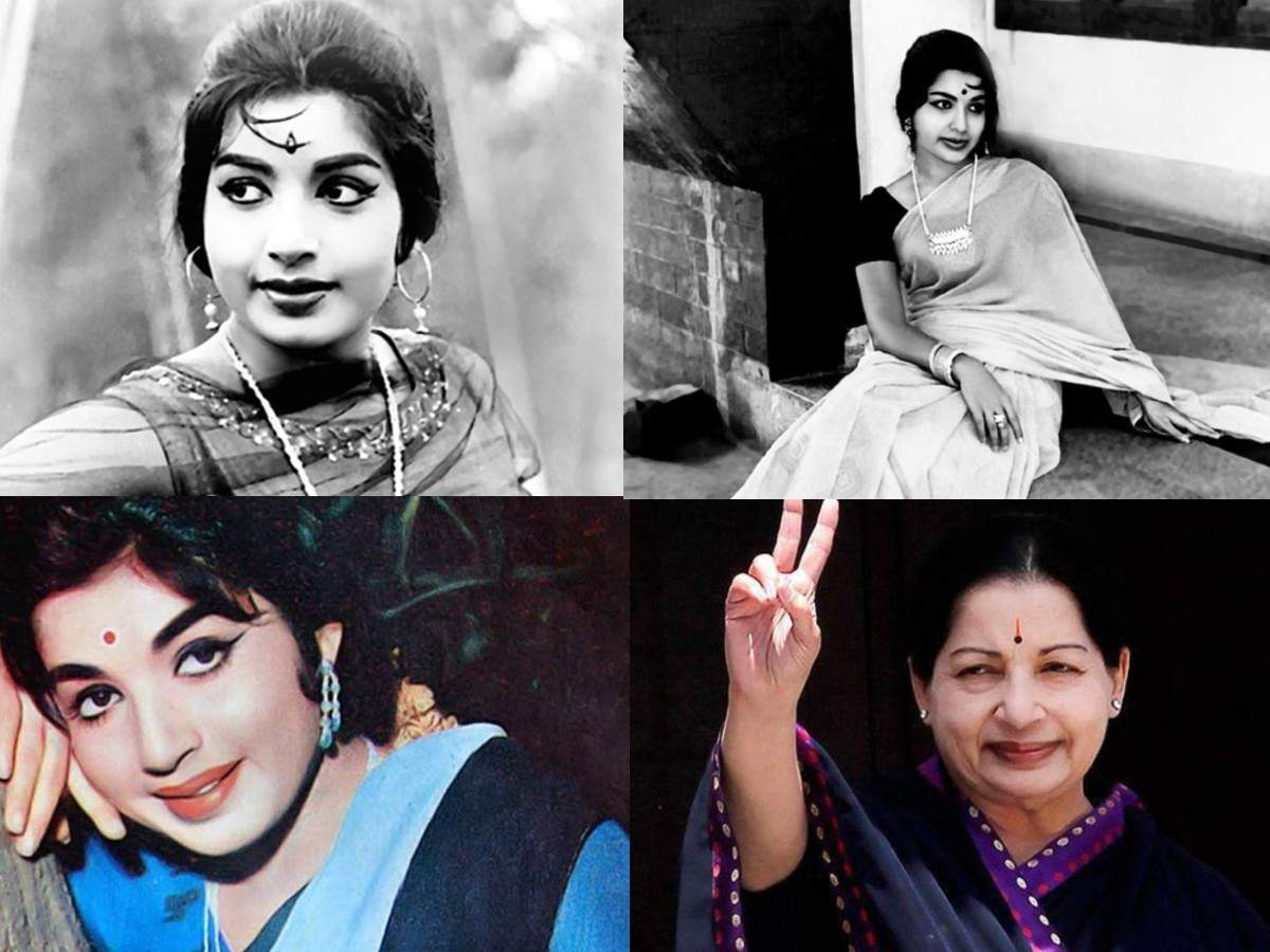 Jayalalitha school, movies & politics entry: The journey of the real Queen Jayalalitha: From a schoolgirl to becoming the Iron Lady of Indian politics