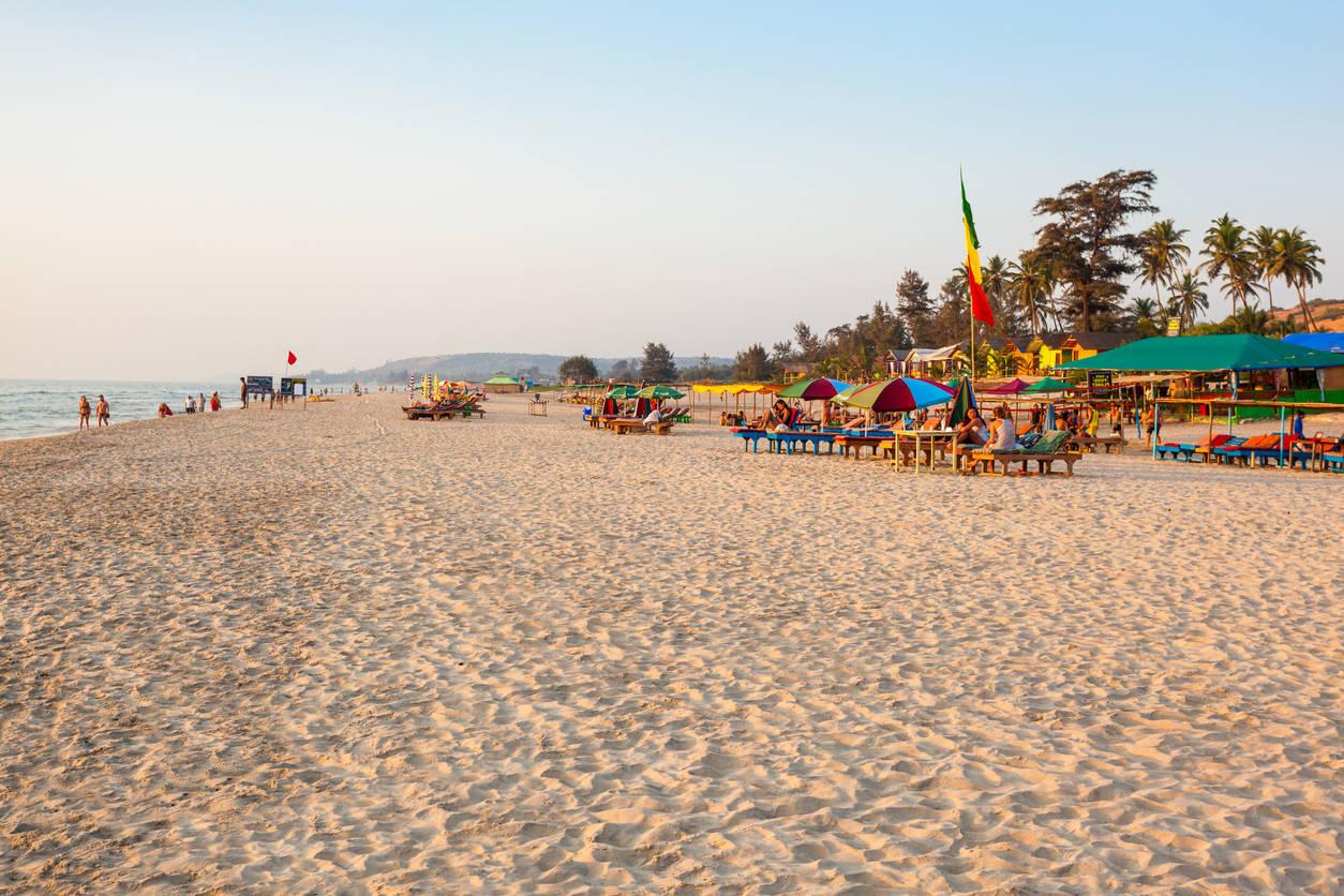 Beach shacks make interesting debut in Odisha