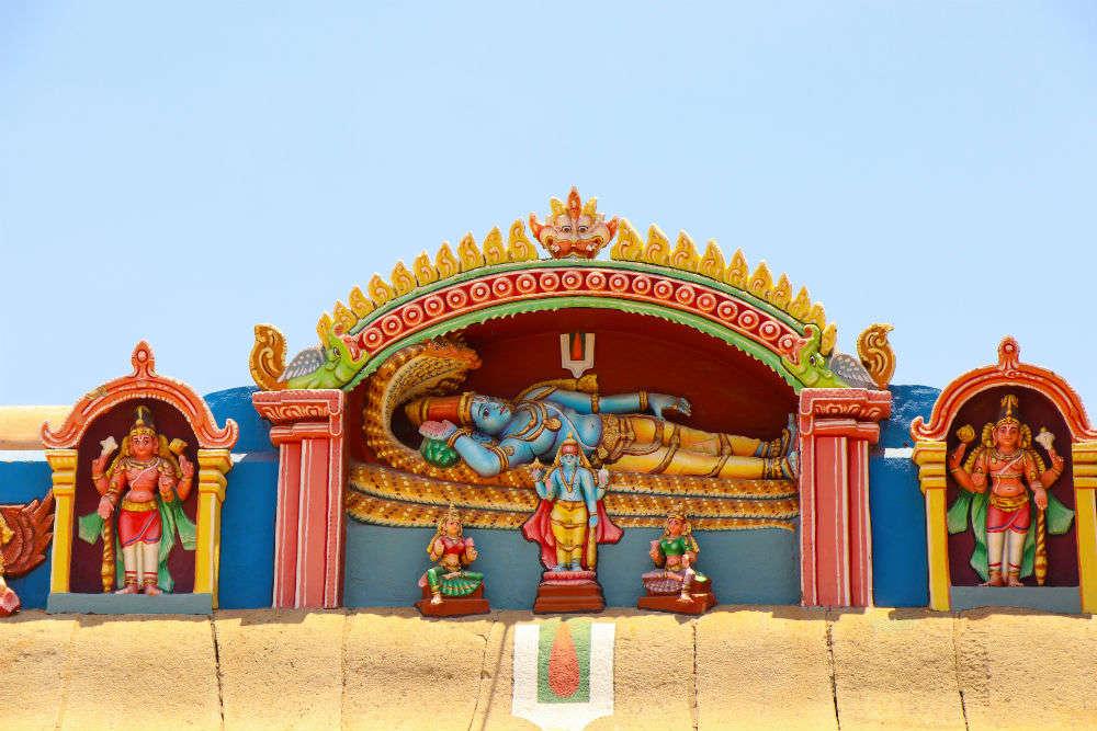 Preparations in full swing for Vaikunta Ekadasi celebrations at Ranganathaswamy Temple starting Dec 26