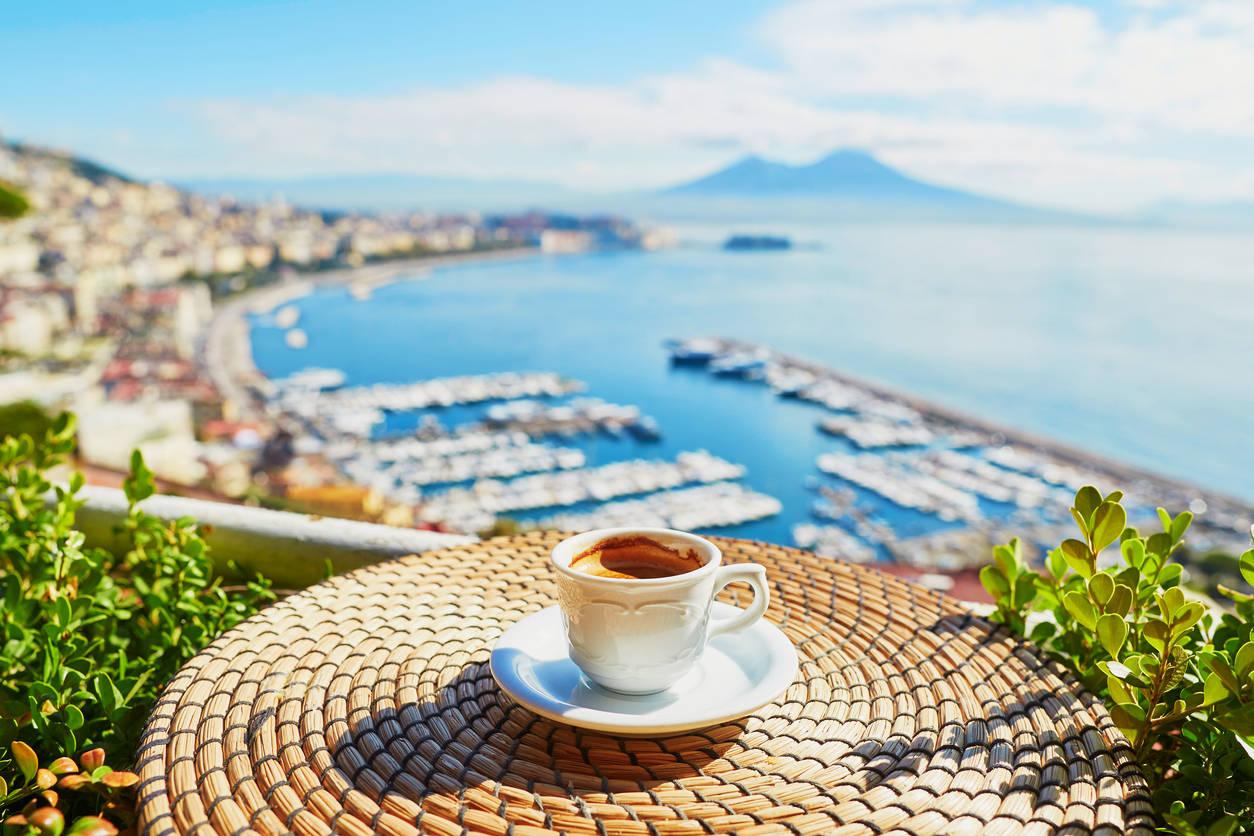 Italians want the espresso to gain World Heritage status