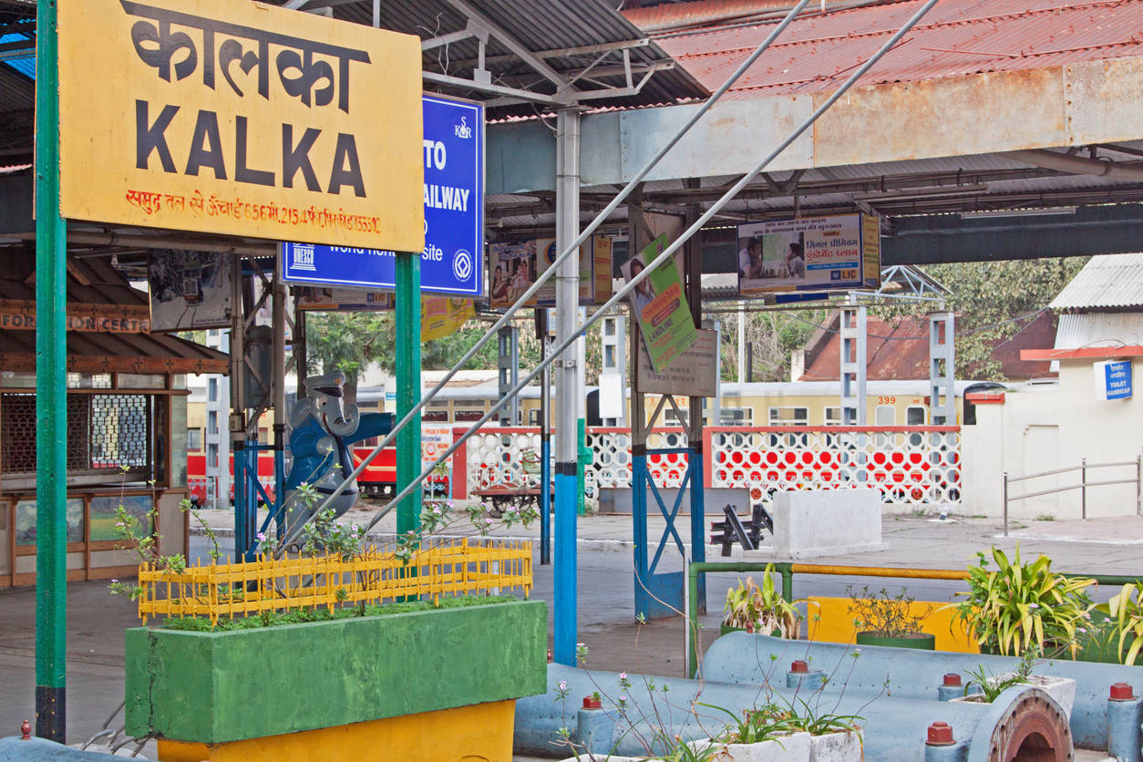 Christmas special: Him Darshan Express to be introduced on Kalka-Shimla track