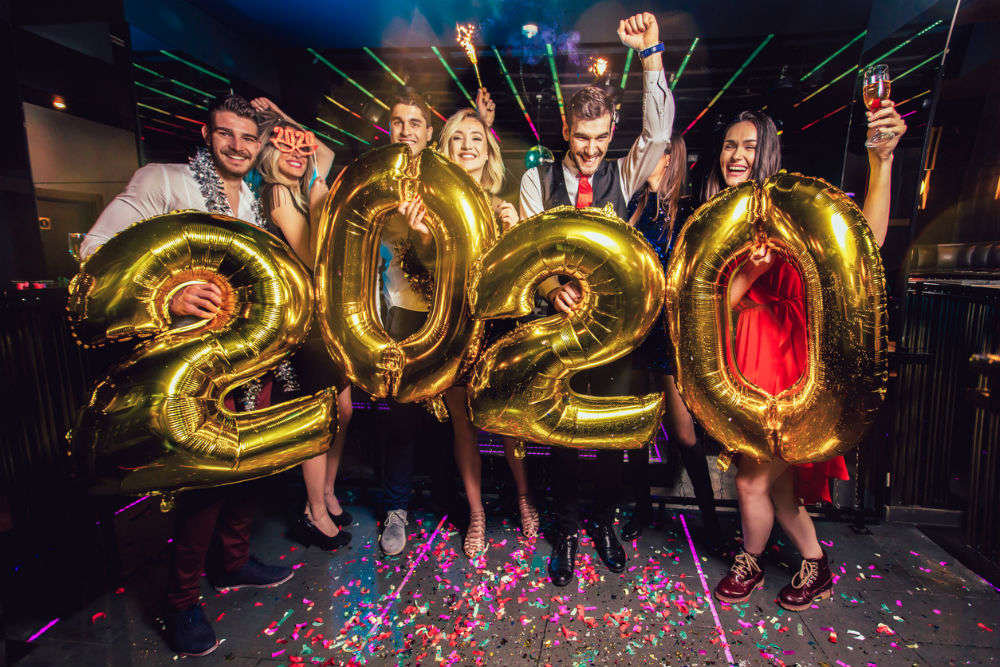 Welcome 2020 in style: the coolest New Year parties in Delhi NCR