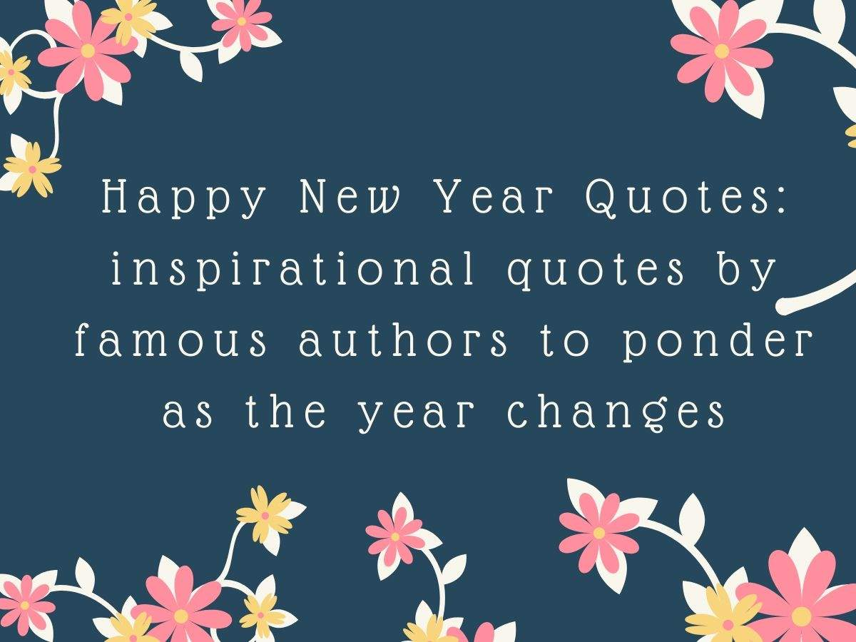Happy New Year 9 Quotes, Wishes & Messages: Inspirational