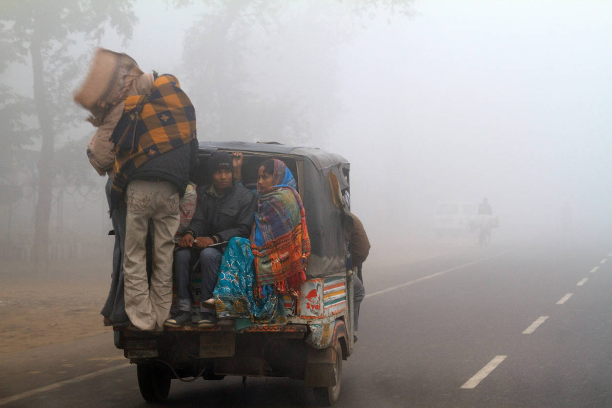 Delhi shivers, coldest winter since 1901; colder than Shimla