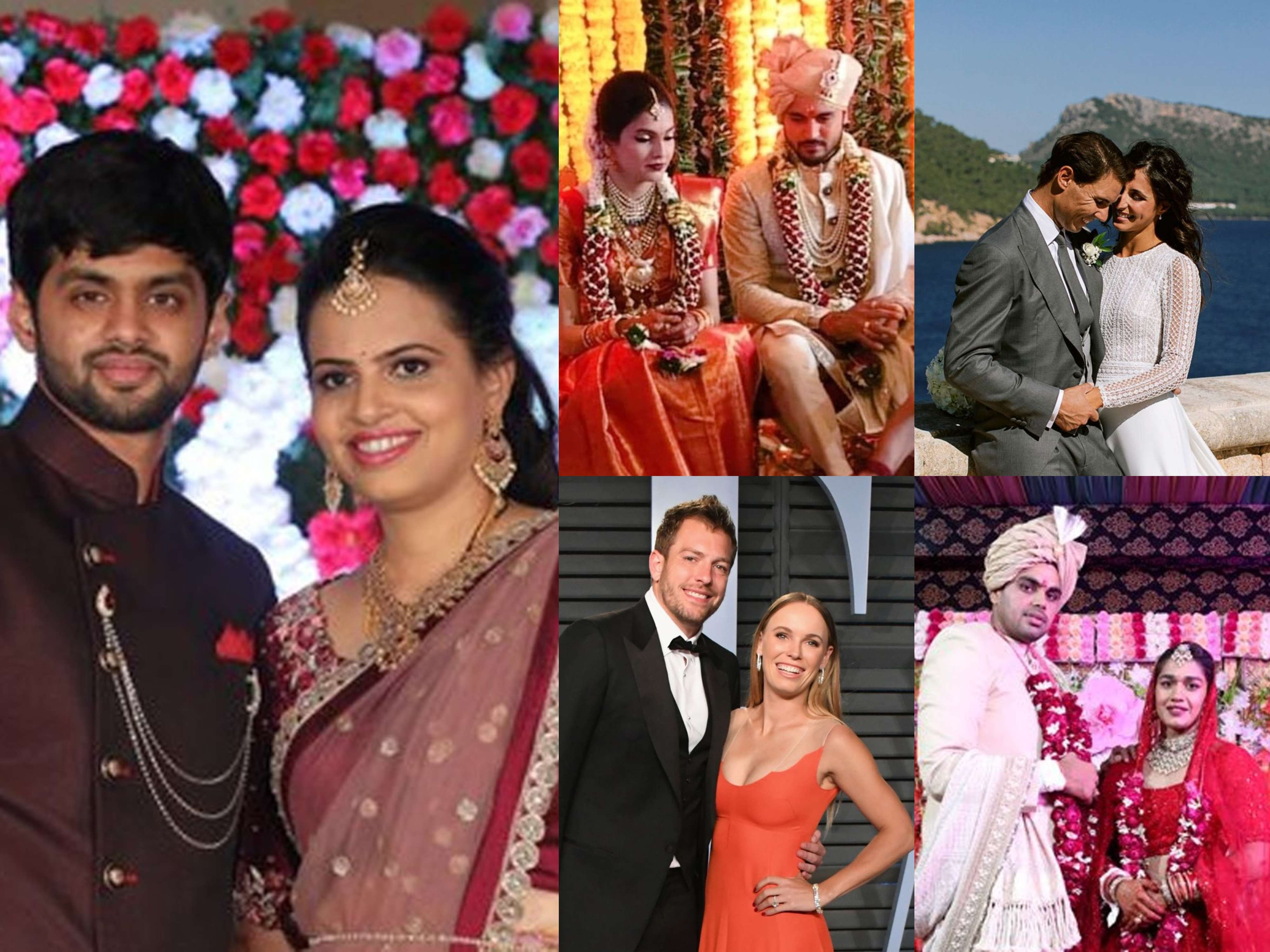 Yearender 2019: Sports personalities who got married this year ...