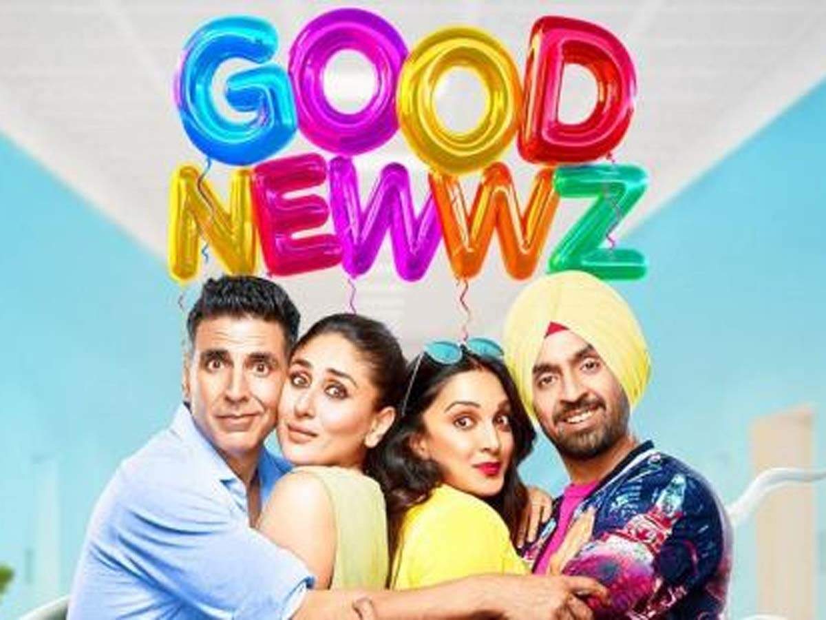 Good News Full Movie Collections: 'Good Newwz' Box Office ...