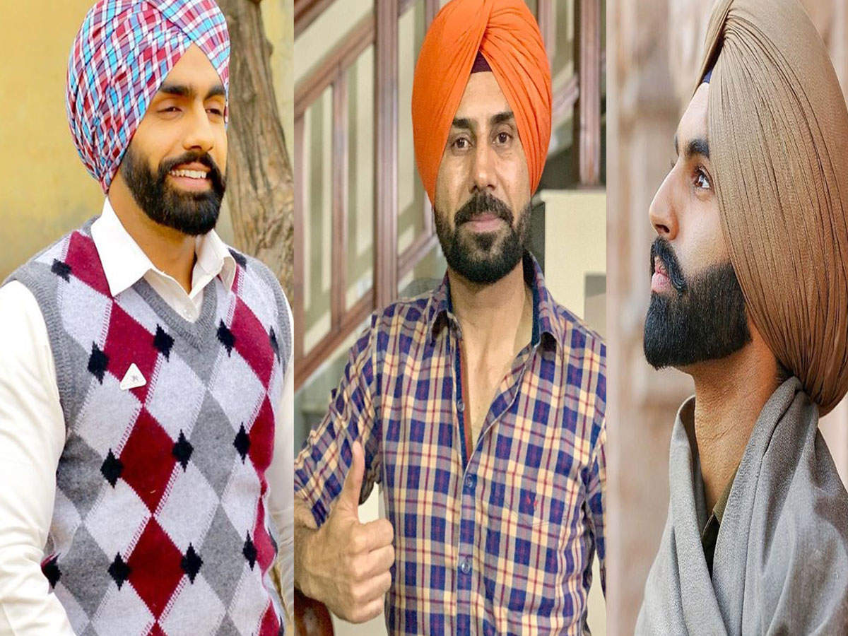 Happy New Year 2020 Ammy Virk Binnu Dhillon Parmish Verma And Other Punjabi Celebs Share Their New Year Greetings Punjabi Movie News Times Of India