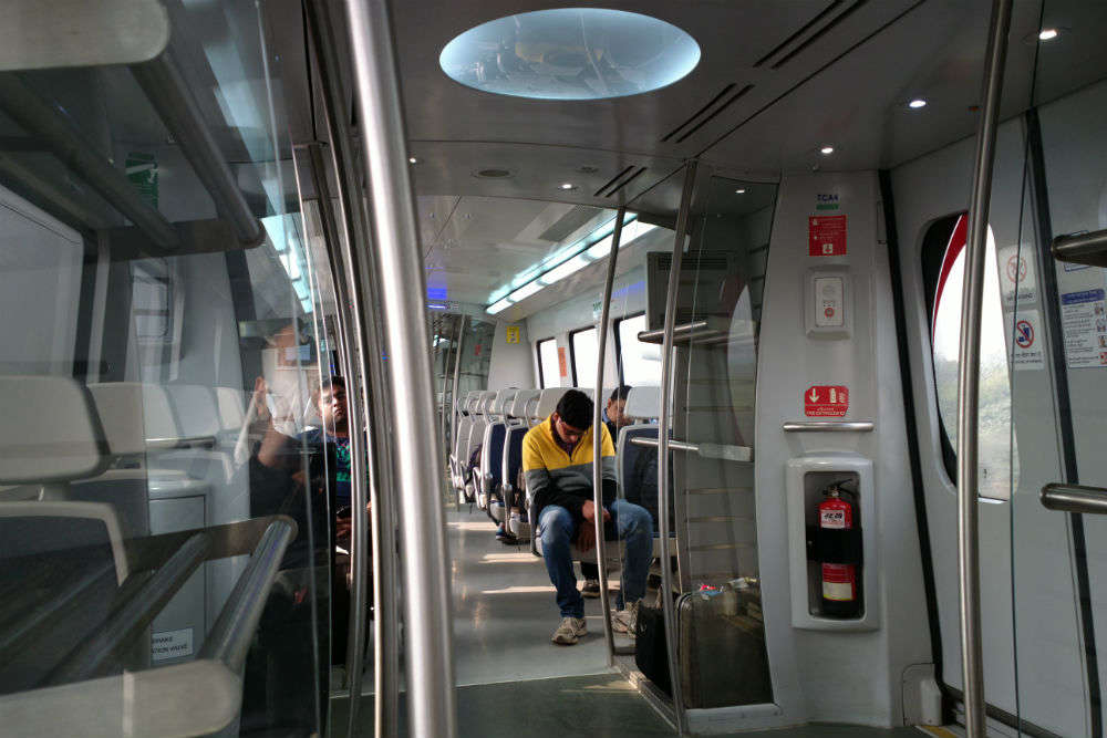 Delhi Metro Airport Express Line to offer free Wi-Fi from today