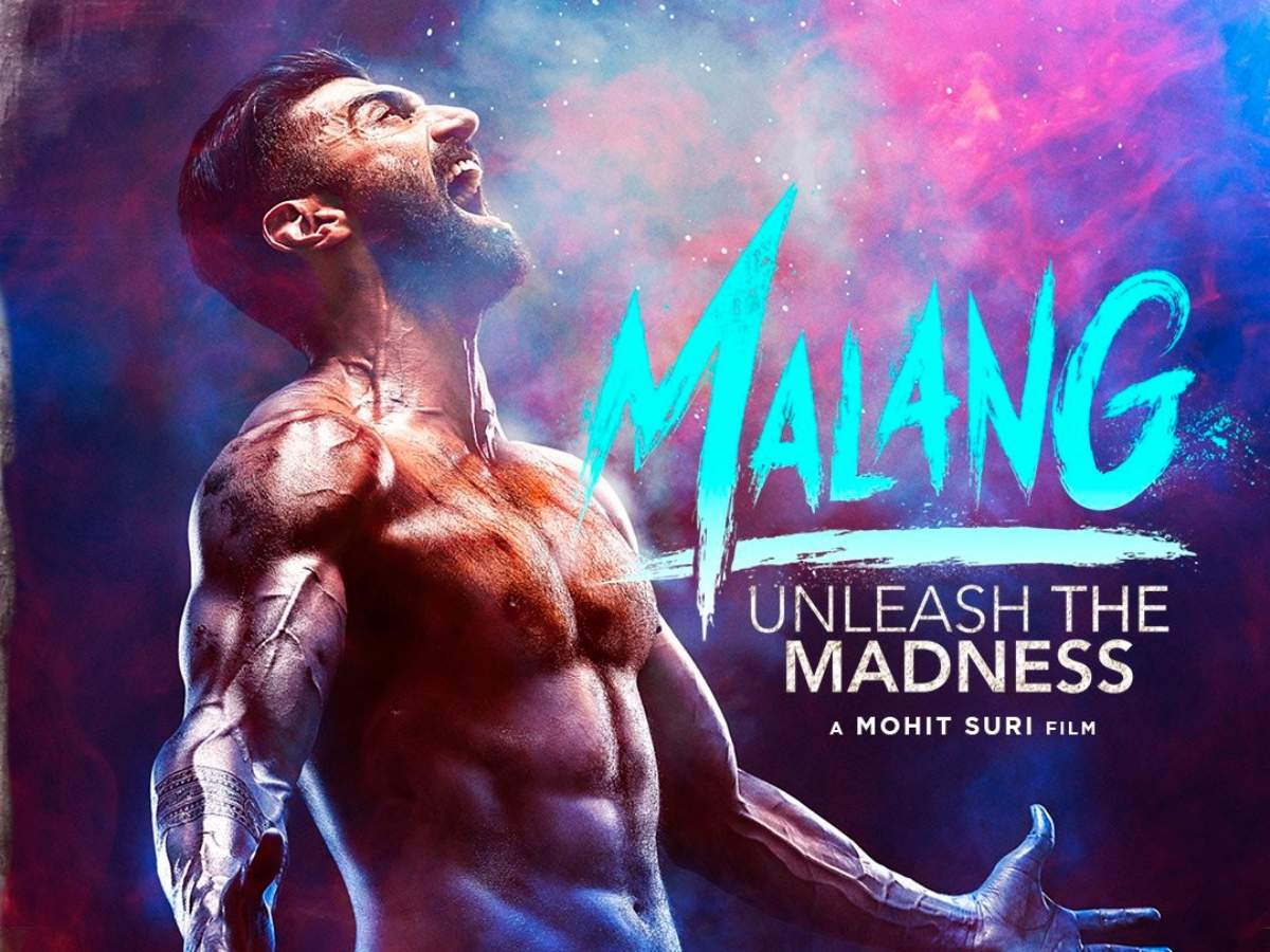 Malang Aditya Roy Kapur Channels His Inner Beast In The First Look Poster Hindi Movie News Times Of India