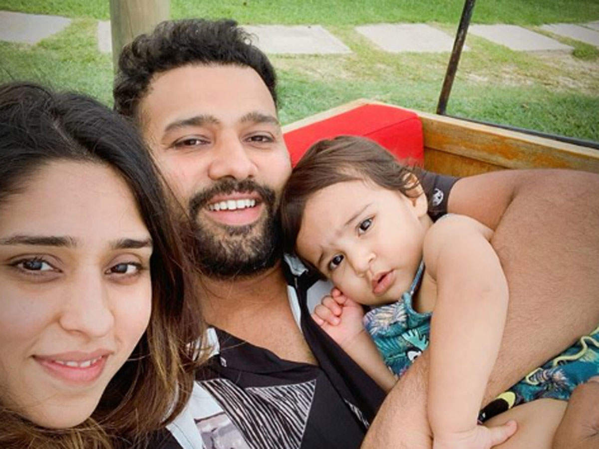 Rohit Sharma: I am in a great space in my life because of my ...