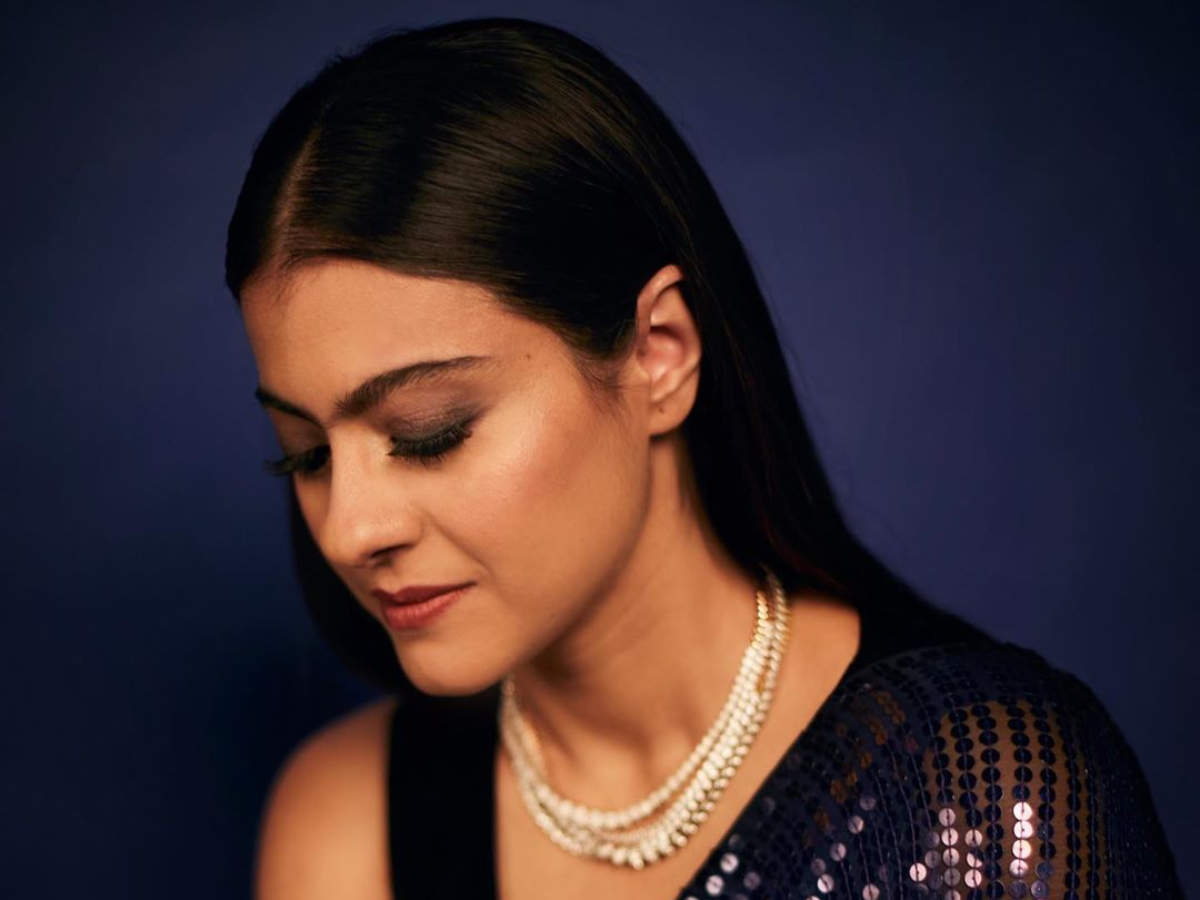 How To Get Kajol S Gorgeous Behind The Ears Hairstyle Times Of India
