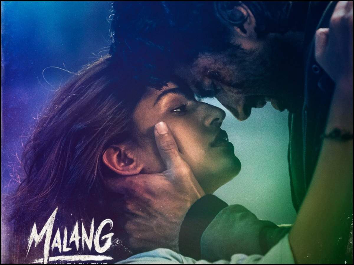 Malang First Song Chal Ghar Chalen To Be Unveiled Tomorrow Makers Share A New Poster Featuring Disha Patani And Aditya Roy Kapur Hindi Movie News Times Of India