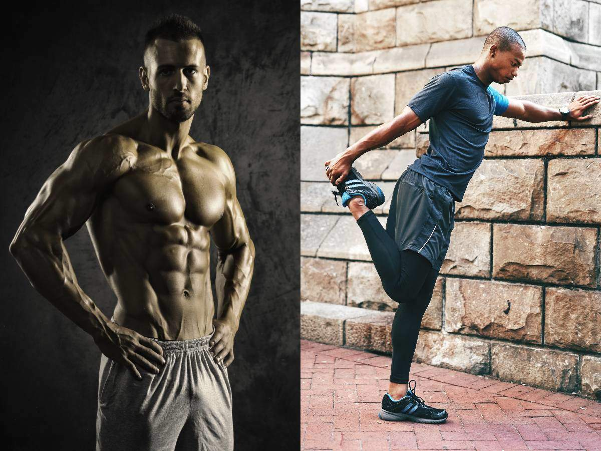 Difference between lean muscles and bulk muscles - Times of India