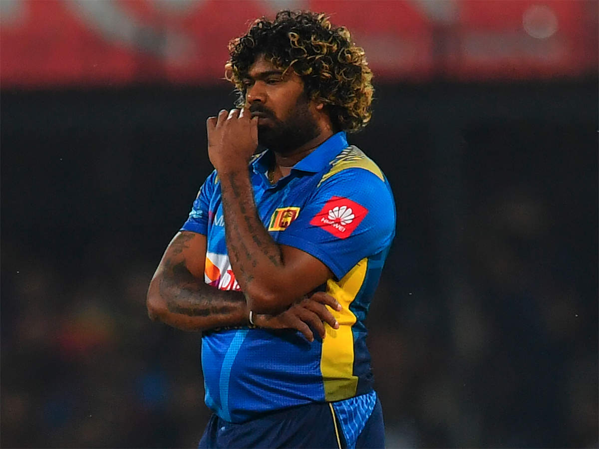 Under Pressure Malinga Blames Himself For T20i Drubbing In India Cricket News Times Of India