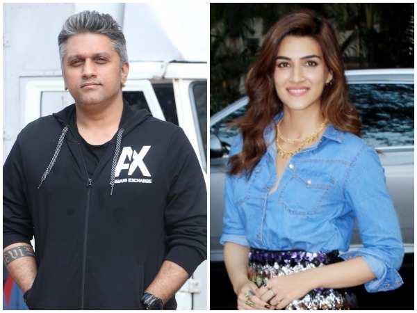Mohit Suri Kriti Sanon Did Not Walk Out Of Malang Hindi Movie News Times Of India