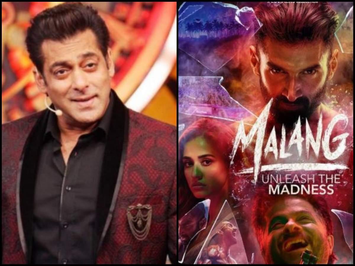 Salman Khan Reviews Aditya Roy Kapur Disha Patani S Malang Trailer Calls It Jhakaas Hindi Movie News Times Of India