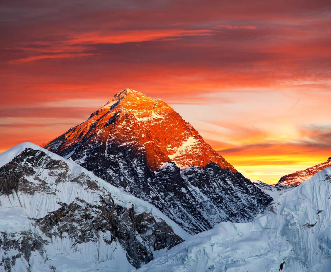 NASA satellite data reveals plant life expanding around Mt Everest; linked to climate change