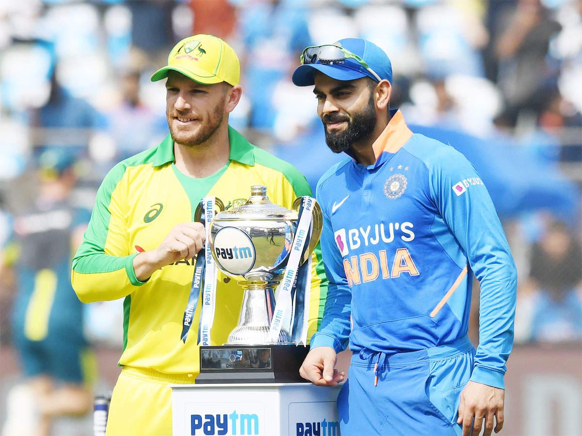 Live Blog: India vs Australia, 1st ODI in Mumbai