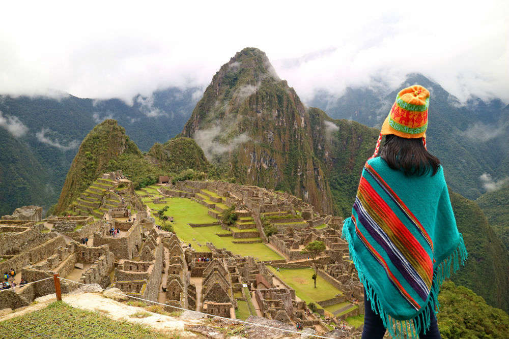 Six tourists arrested after feces found inside the iconic Machu Picchu