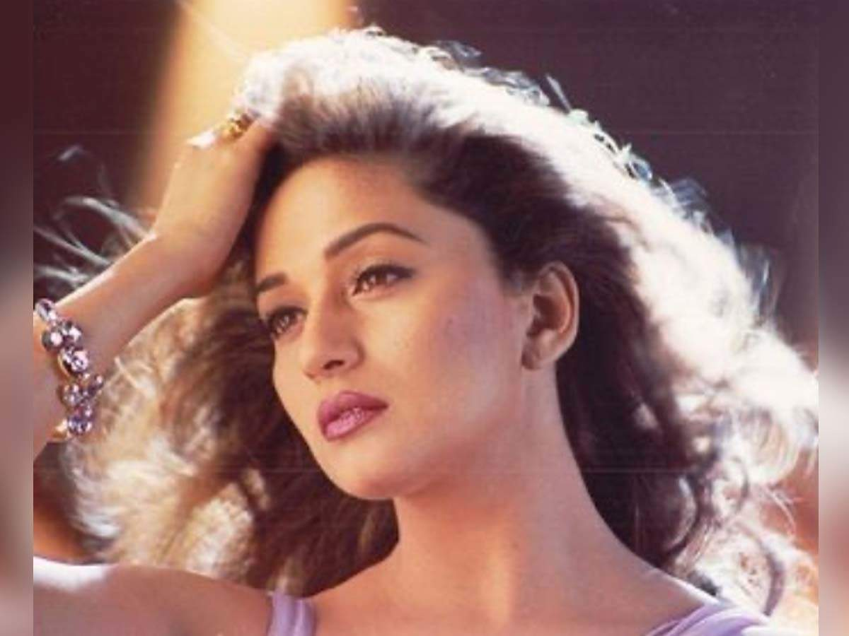 Fans pour in love for Madhuri Dixit as she shares throwback ...