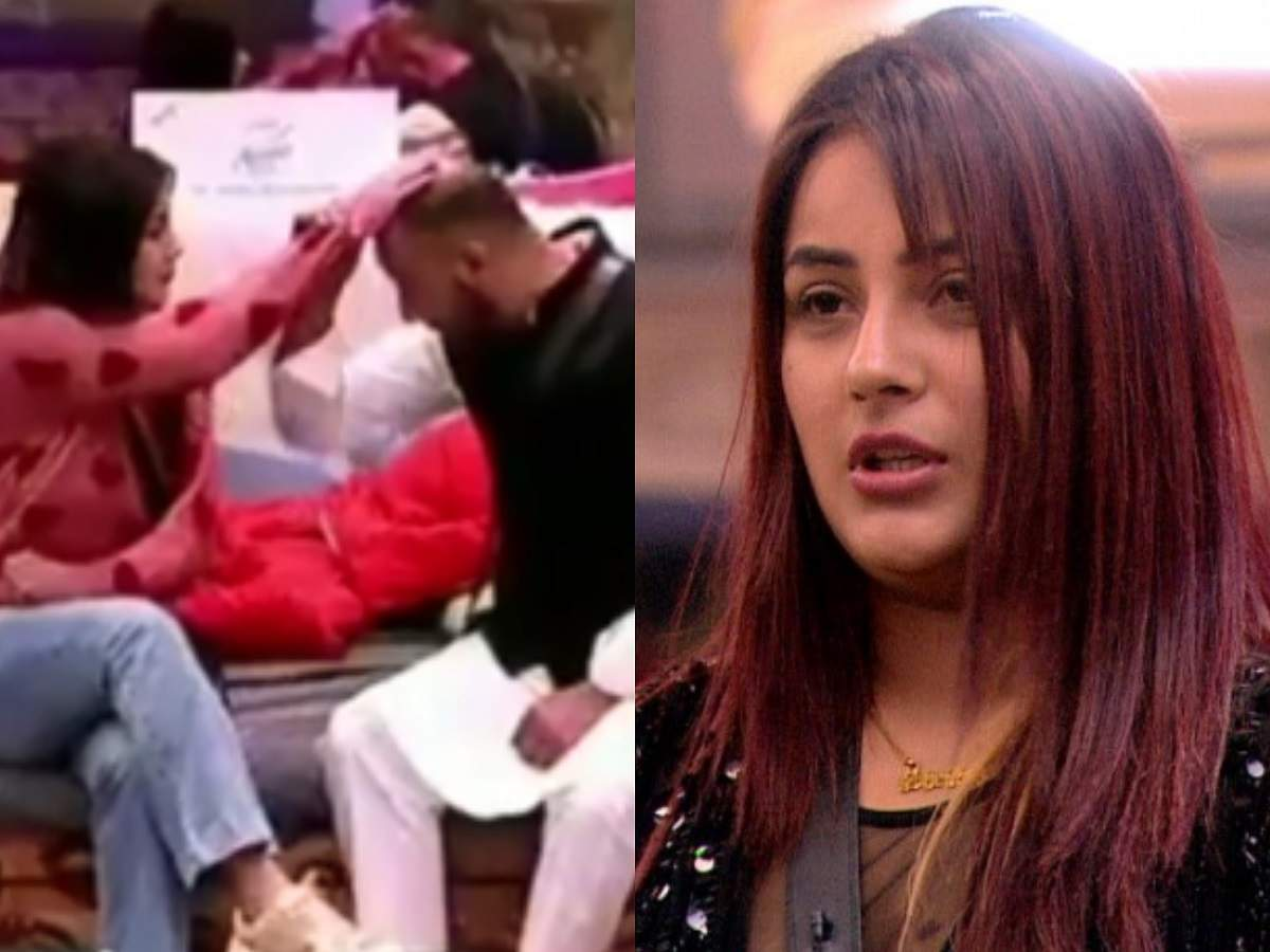 Bigg Boss 13 Family Week: Shehnaz Gill's father asks her to stay away from Sidharth, calls Paras her biggest 'dushman' - Times of India