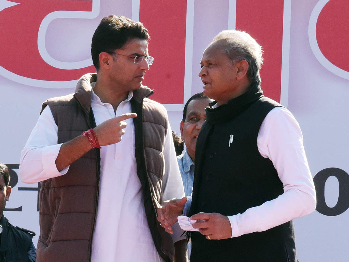 Sachin Pilot vs Ashok Gehlot: Need to break tradition of not ...