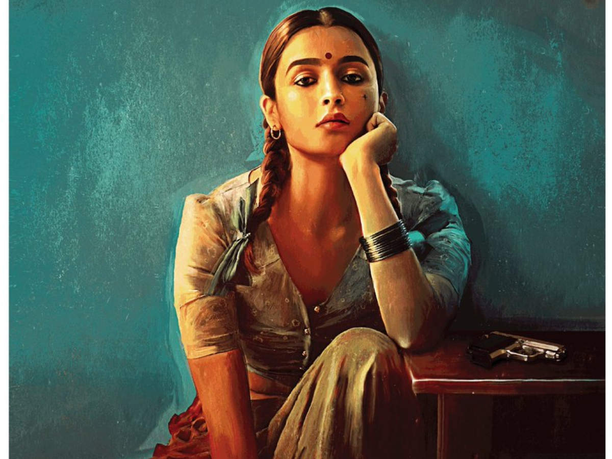 'Gangubai Kathiawadi' first look Twitter review: Netizens are all praise for Alia Bhatt, say 'cannot wait for this one' - Times of India