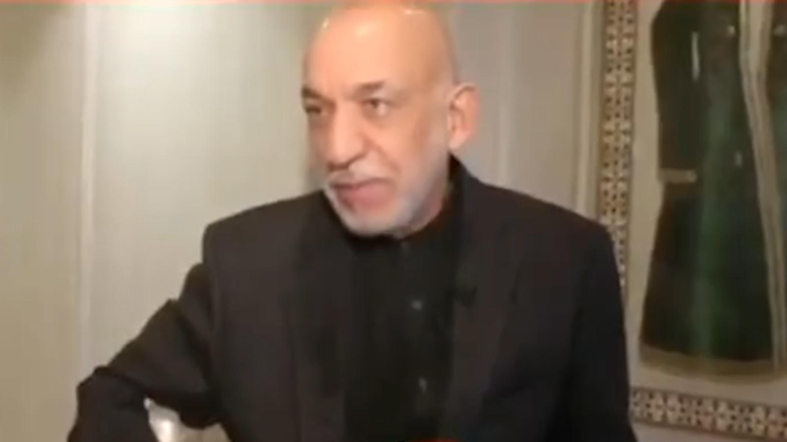 caa-internal-matter-of-india-ex-afghan-president-hamid-karzai