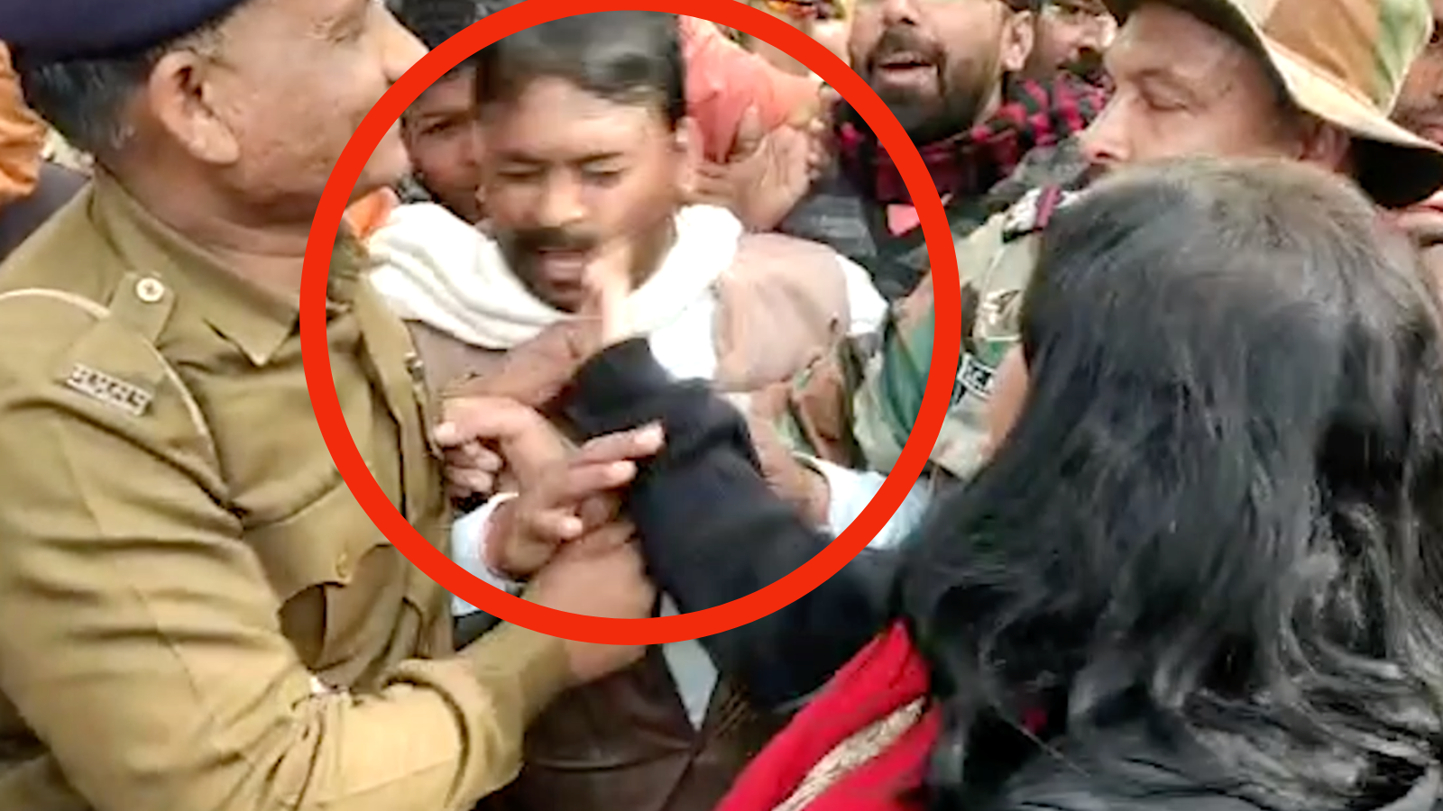 on-cam-ias-officer-slaps-bjp-worker-during-pro-caa-rally
